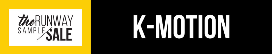 K-Motion Runway Sample Sale