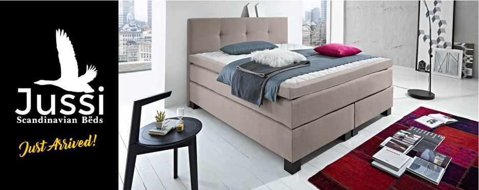 Jussi Scandinavian Beds The Dump Luxe Furniture Outlet