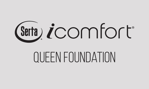 "Serta iComfort Applause 9"" Standard Queen Foundation"