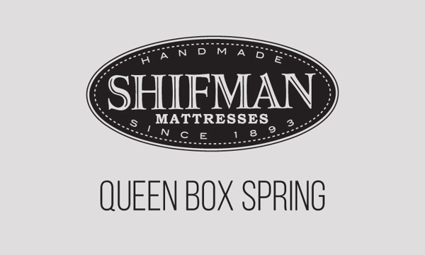"Shifman 8"" Standard Queen Box Spring"