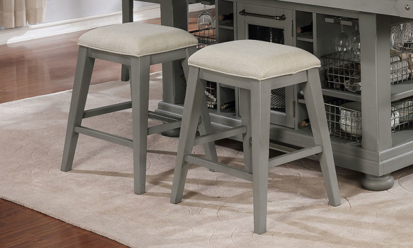 Avalon Bellvielle Counter Height Stool Set The Dump Luxe