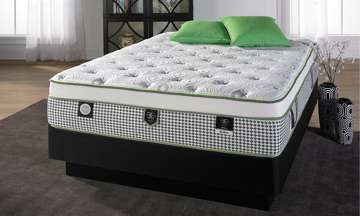 "Restonic ComfortCare Apollo 15"" Ultra Plush King Mattress"