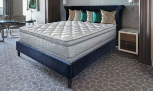 "Serta Perfect Sleeper Hotel 14.5"" Double-Sided Queen Mattress"