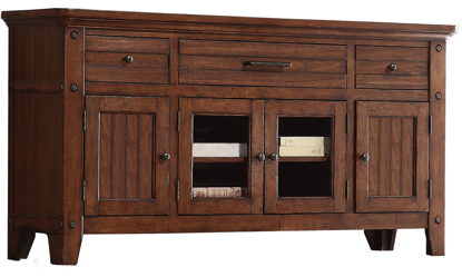 Home Insights 78-inch Canyon Ridge Entertainment Console