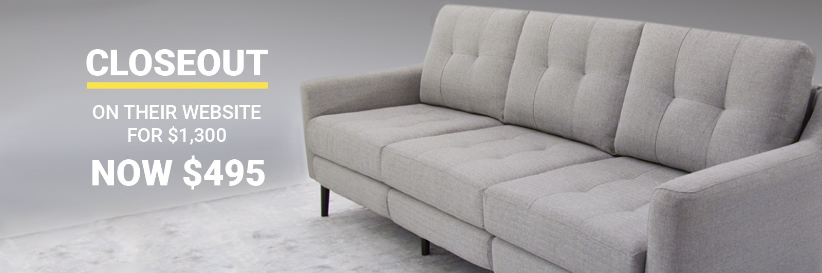 Living Room Furniture | The Dump Luxe Furniture Outlet