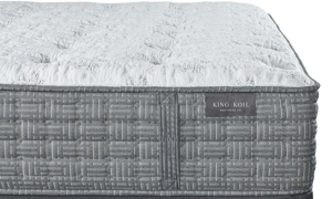 "King Koil 13"" South Hampton Plush Mattresses"
