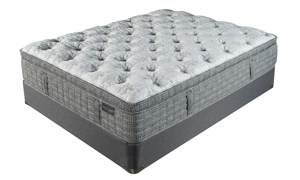 "King Koil 14.5"" Regency Extra Firm Euro Top Mattresses"