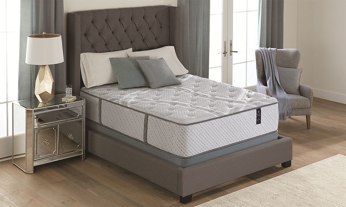 Restonic Scott Living Heather Firm Tight Top Mattresses