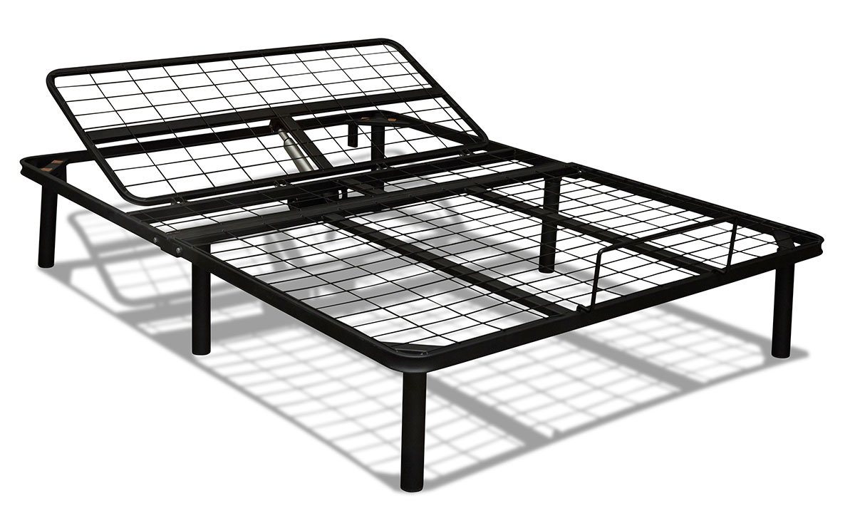 Enso 12-Inch Grid Top Power Bases with Head Adjustment