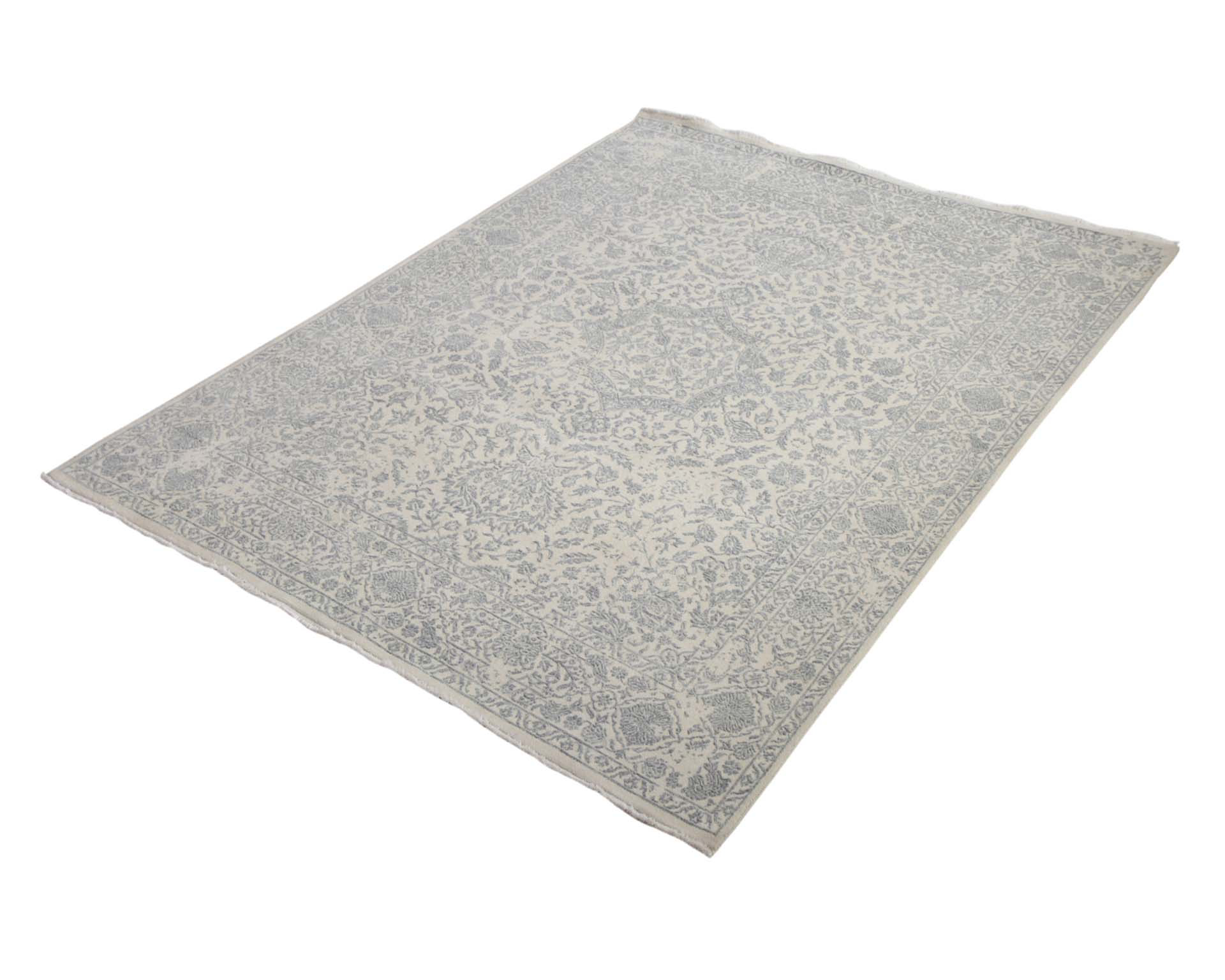Picture of Frances, Hand Knotted Rug - 8 x 10