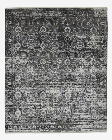 """Picture of Transitional, Hand Knotted Rug - 8 x 10'1"""""""
