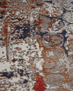 Picture of Transitional, Hand Knotted Rug - 8 x 10'1""