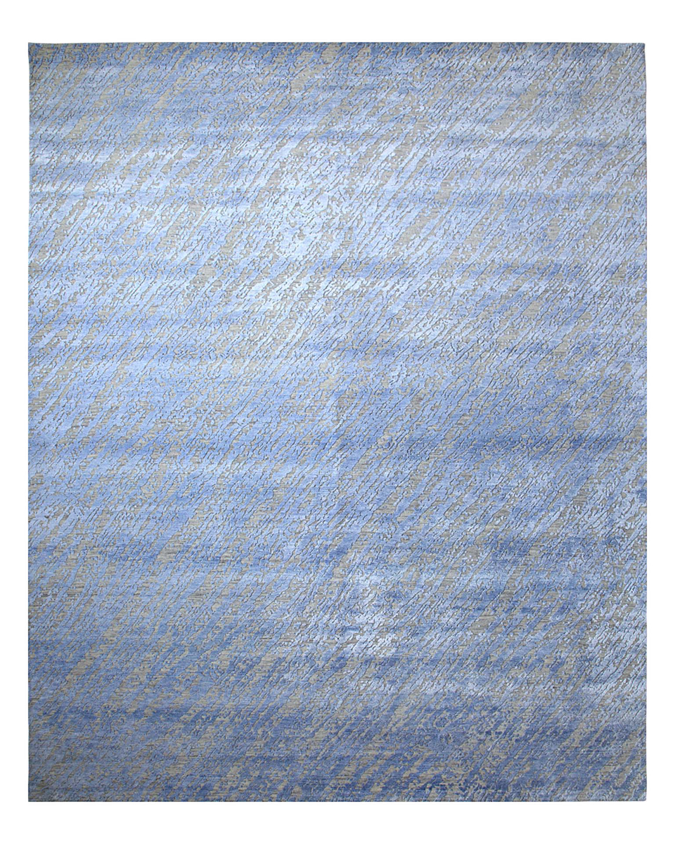 "Picture of Transitional, Hand Knotted Rug - 8'9"" x 12'2"""