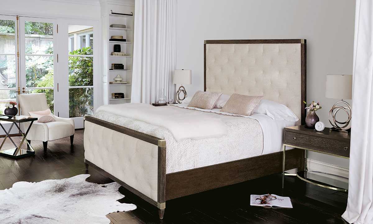Picture of: Bernhardt Clarendon King Panel Bedroom Set The Dump Luxe Furniture Outlet