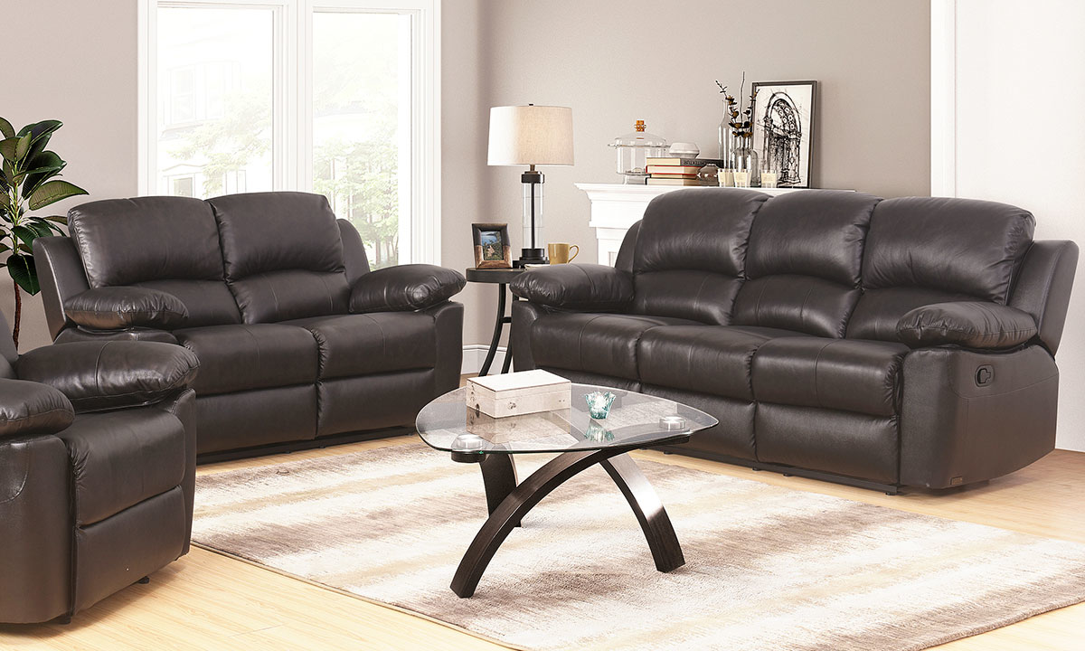 Toscana Leather Reclining 2 Piece