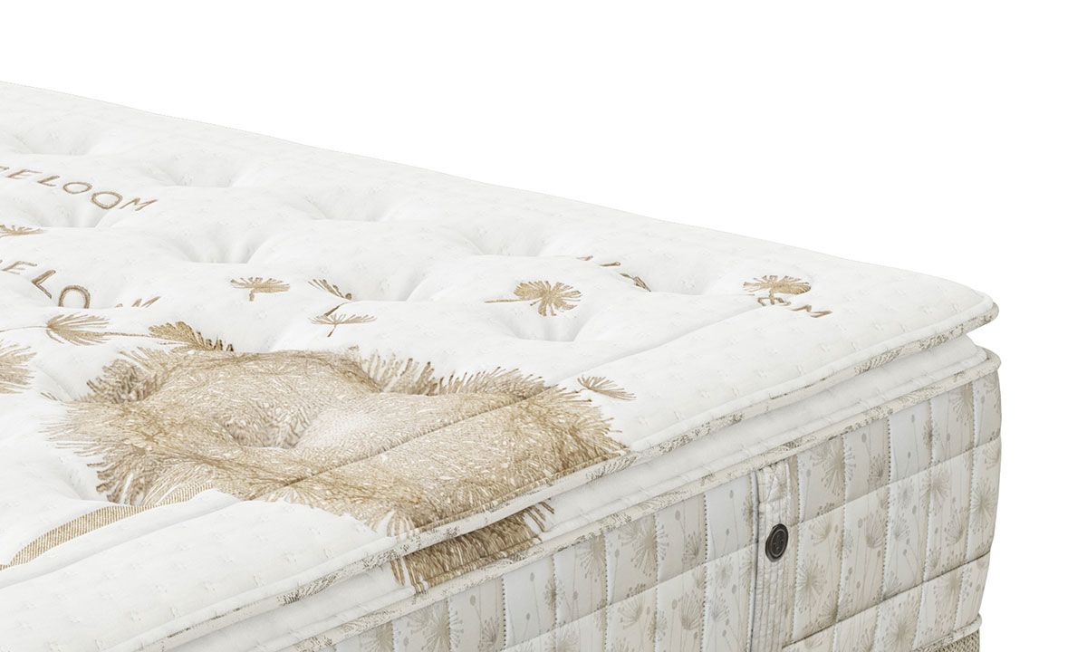 Aireloom Sierra Karpen Luxury Mattress Toppers The Dump