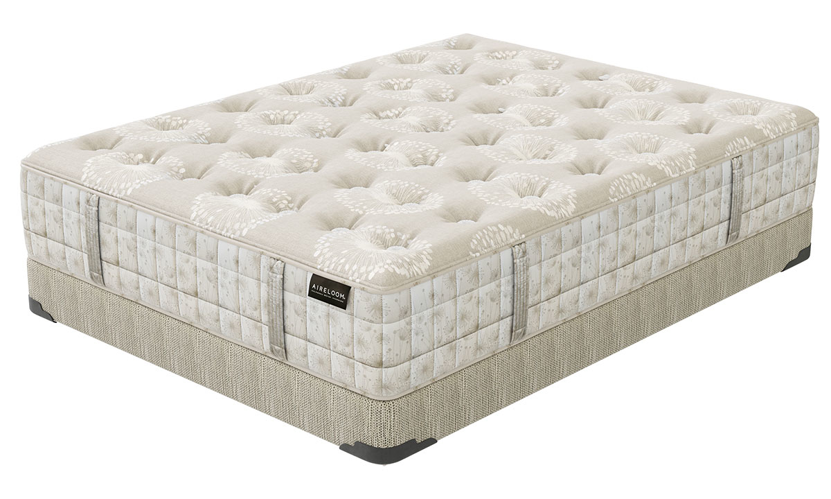 "Aireloom 13.5"" Millerton Streamline Plush Mattresses"