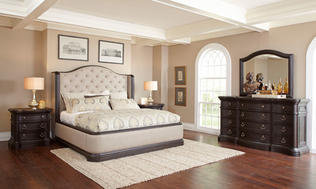 Pulaski Ravena 5-Piece King Bedroom Set