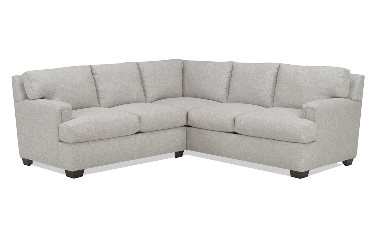 Picture of Carolina Custom Bowden 2-Piece Sectional Stone