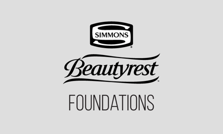 Simmons Beautyrest Silver 900 Standard and Low-Profile Foundations