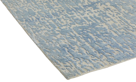 Picture of Melody Silver, Hand Knotted Area Rug