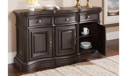 Pulaski Ravena European Traditional Sideboard