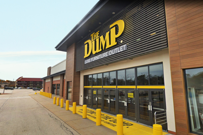 The Dump Luxe Furniture Outlet - Deefield/Chicago, Illinois