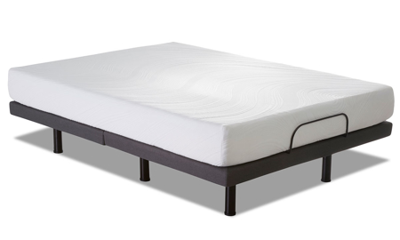 "Enso Advantage 8"" Gel Memory Foam Mattresses"