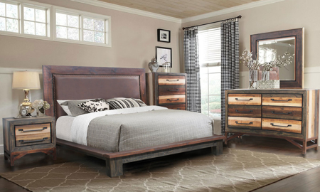Urban Roads Newport 5-Piece King Bedroom Set