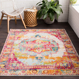 """Picture of Surya Aura Silk ASK-2305, 5'3"""" x 7'6"""