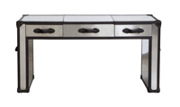 Lazzaro Dietrich Trunk Lift-Top Vanity Table - CLOSED 2