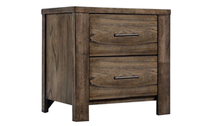 Emerald Home Glenbrook 2-Drawer Nightstand