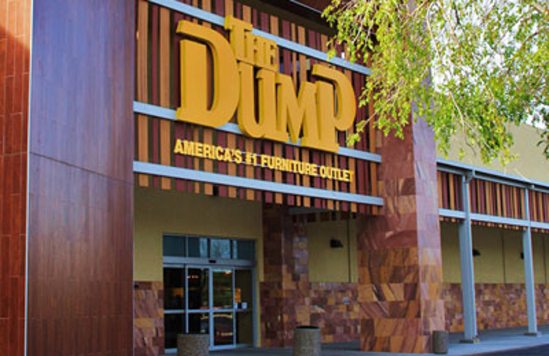 The Dump Luxe Furniture Outlet - Tempe, Arizona