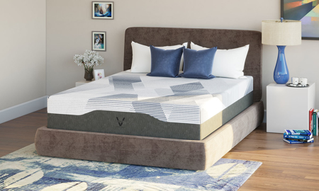 "VERITAS Collection VF1400 10"" Plush Mattresses"
