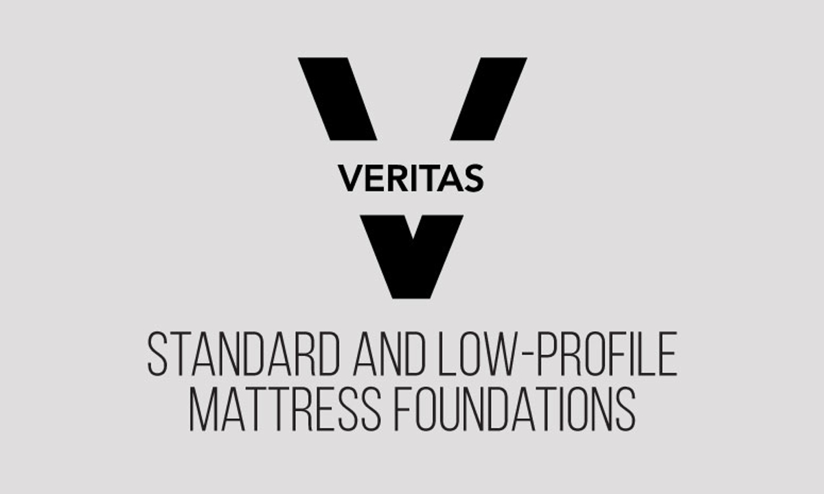 VERITAS Collection Standard and Low-Profile Mattress Foundations