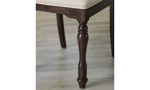 Abbyson Living Alfred 7-Piece Dining Set Brown