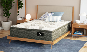 "VERITAS VH100 11"" Plush Hybrid Mattresses"