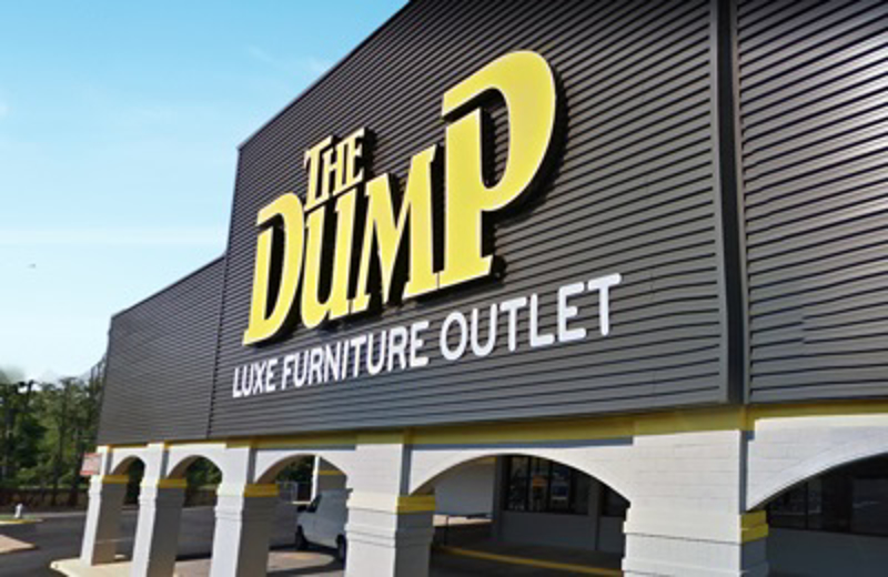 The Dump Luxe Furniture Outlet - Richmond, Virginia