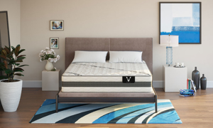"VERITAS VH1000 12"" Firm Hybrid Mattresses"
