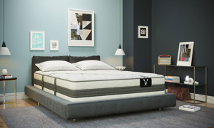 "VERITAS VH3000 13"" Plush Hybrid Mattresses"