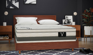 "VERITAS VH3000 13"" Super Pillow Top Hybrid Mattresses"