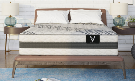 "VERITAS VH5000 13.5"" Firm Hybrid Mattresses"