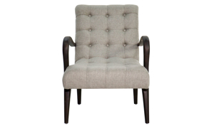 Jessica Jacobs Angie Grey Arm Chair
