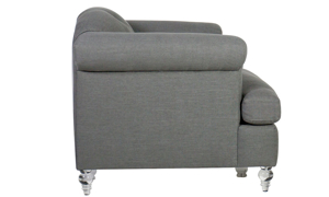 Jessica Jacobs Dixie Grey Arm Chair