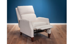 Milano Cotton Pushback Recliner