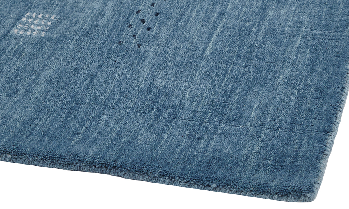 Picture of Samantha Sapphire, Hand Knotted Area Rug