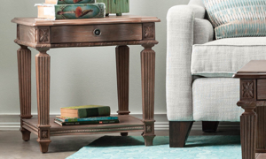 Anabelle Traditional 3-Piece Occasional Table Set