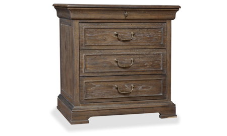 A.R.T. St. Germain 4-Drawer Nightstand