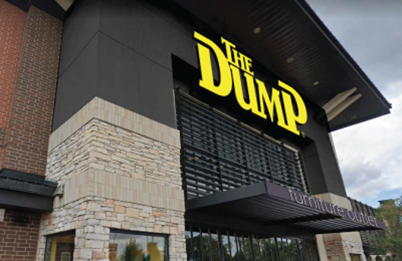 The Dump Luxe Furniture Outlet - Chicago/Lombard, Illinois