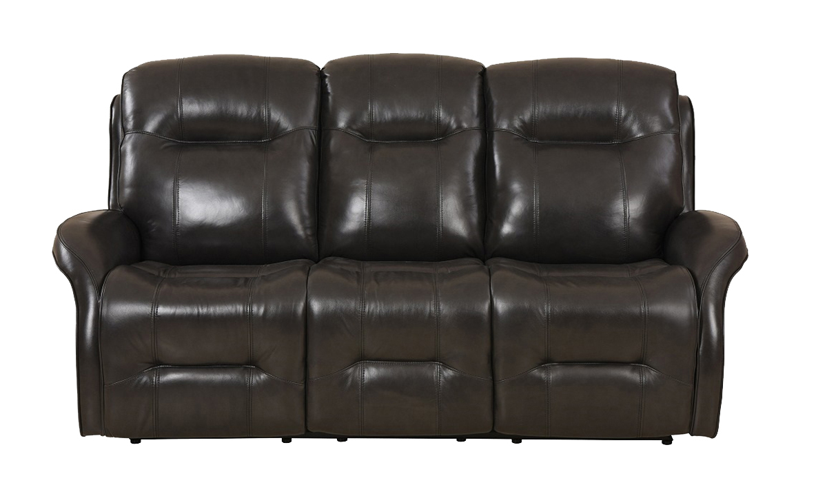 Era Nouveau Barcelona Power Reclining Leather Sofa The